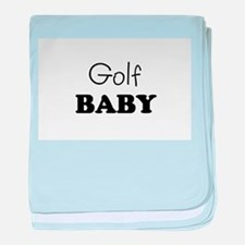 Golf.png baby blanket