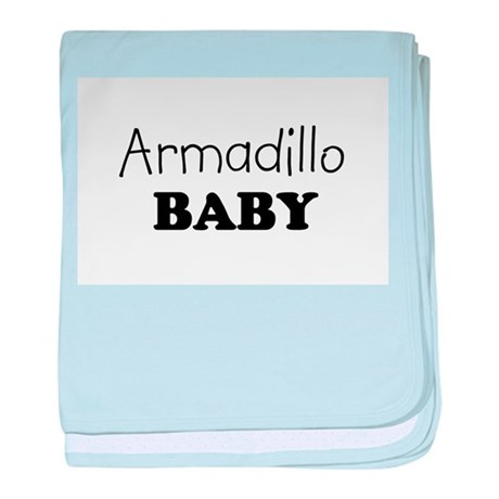 Armadillo.png baby blanket