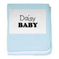 Daisy.png baby blanket