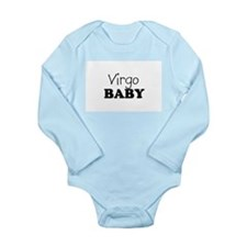 Virgo.png Long Sleeve Infant Bodysuit