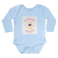 Angel_Baby.jpg Long Sleeve Infant Bodysuit