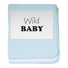 Wild.png baby blanket