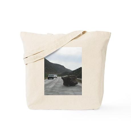 Rock in the Road Tote Bag