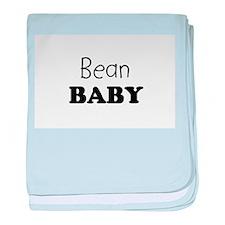 Bean.png baby blanket
