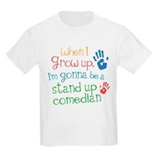 Future Stand Up Comedian T-Shirt