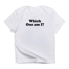 WhichOne.jpg Infant T-Shirt