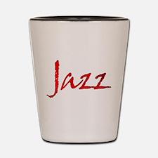 Cute Jazz Shot Glass