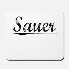 Sauer, Vintage Mousepad