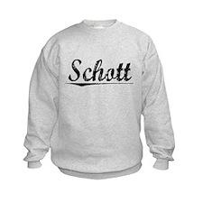 Schott, Vintage Sweatshirt