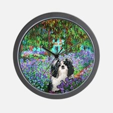 Shih Tzu Fine Art Eve Wall Clock