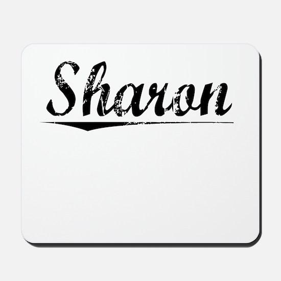 Sharon, Vintage Mousepad