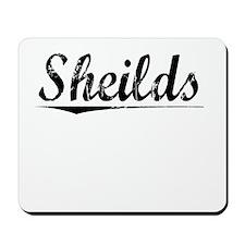 Sheilds, Vintage Mousepad
