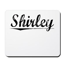 Shirley, Vintage Mousepad