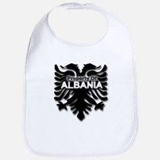 Property of Albania Bib