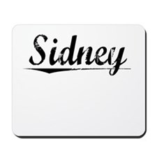 Sidney, Vintage Mousepad
