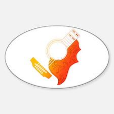 Guitar 3 Decal