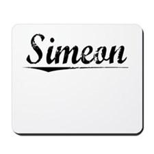 Simeon, Vintage Mousepad