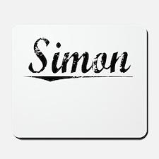 Simon, Vintage Mousepad