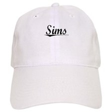 Sims, Vintage Baseball Cap