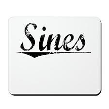 Sines, Vintage Mousepad