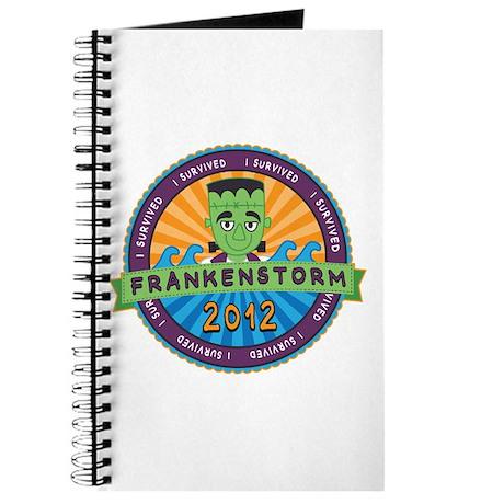 Survived Frankenstorm 2012 Journal