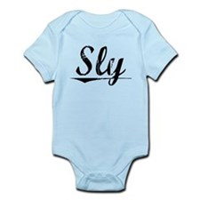 Sly, Vintage Infant Bodysuit