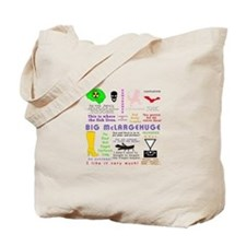 Mike Episodes Tote Bag