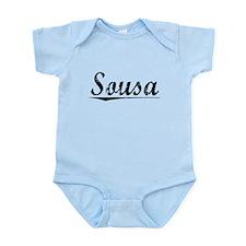 Sousa, Vintage Infant Bodysuit