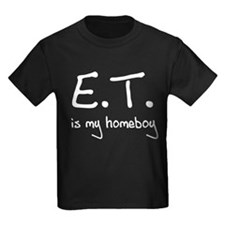 E.T. is my homeboy T