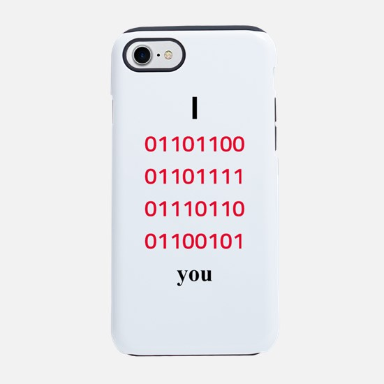 Love iPhone 7 Tough Case