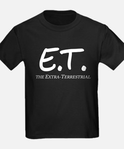 E.T. The Extra-Terrestrial T