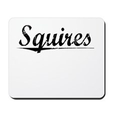 Squires, Vintage Mousepad