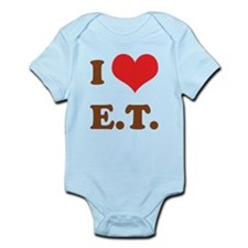 I Love E.T. Infant Bodysuit