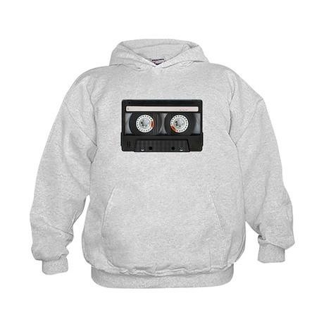 Retro, Mixtape Kids Hoodie