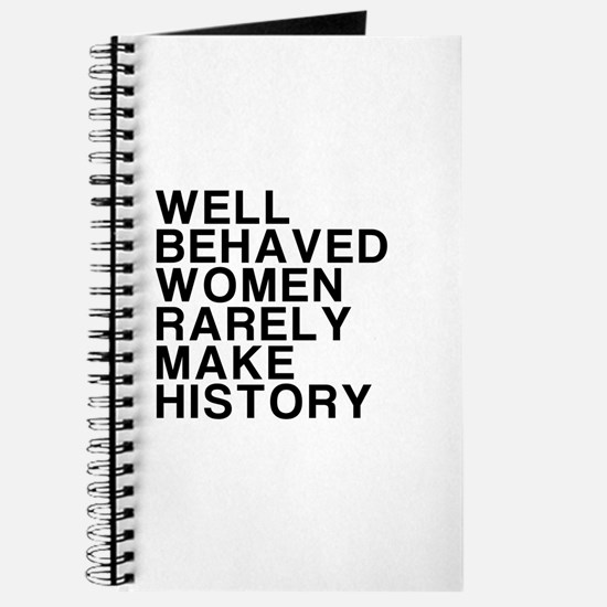 Women, Make History Journal