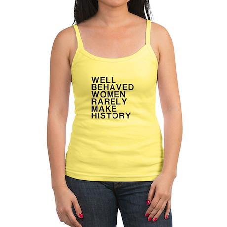 Women, Make History Jr. Spaghetti Tank