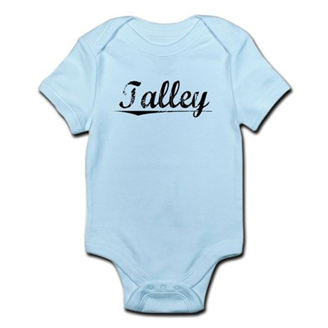 Talley, Vintage Infant Bodysuit