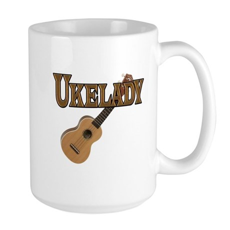 UKELADY Large Mug