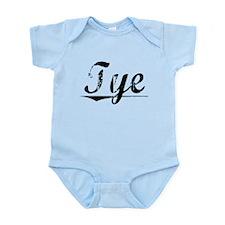 Tye, Vintage Infant Bodysuit