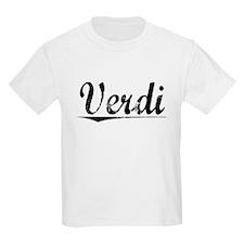 Verdi, Vintage T-Shirt