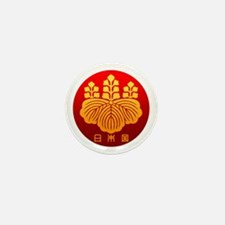 Government Seal of Japan Mini Button