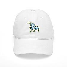 Unicorn Prancing Side Retro Hat