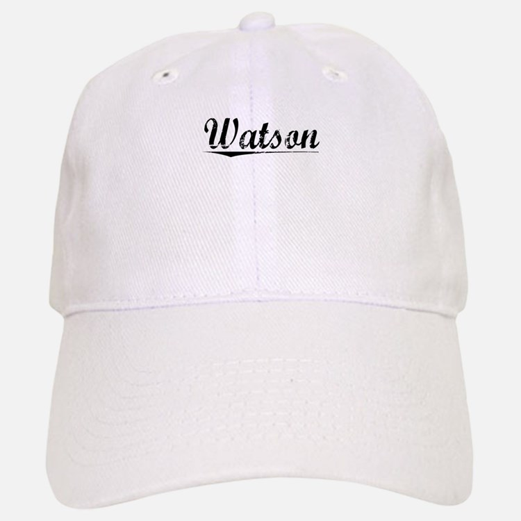 Watson, Vintage Baseball Baseball Cap