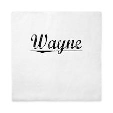 Wayne, Vintage Queen Duvet