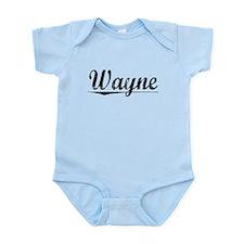 Wayne, Vintage Infant Bodysuit