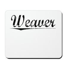 Weaver, Vintage Mousepad