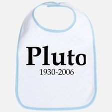 Pluto Dates Bib