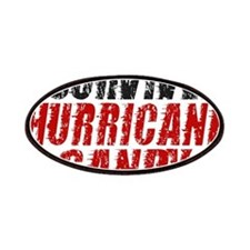 I Survived Hurricane Sandy Distressed Patches
