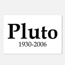 Pluto Dates Postcards (Package of 8)