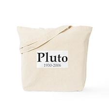 Pluto Dates Tote Bag